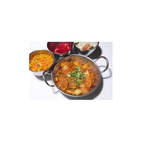 Cordero y Pollo Balti - Raijwala