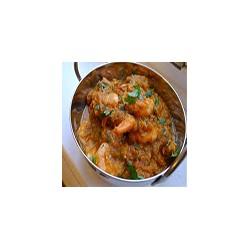 Curry Gambas