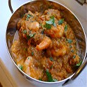Curry Gambas
