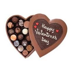 Caja de Regalo - Chocolate San Valentin
