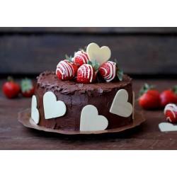 Strawberry & Chocolate Cakes Lanzarote Playa Blanca