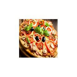 Pizza 4 Estaciones XXL