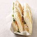 Breaded Chicken Breast Baguette