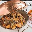 Cataplana de Marisco y Carne
