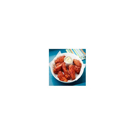 Chicken Wings w/ Chips