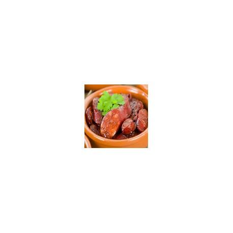 Sausage w/ White Wine
