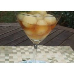Melon with Porto Wine