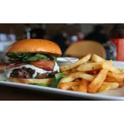 Canarian Burger