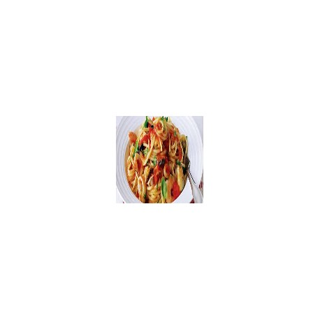 Spaghetti w/ vegetables