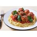 Espaguetis c/albondigas