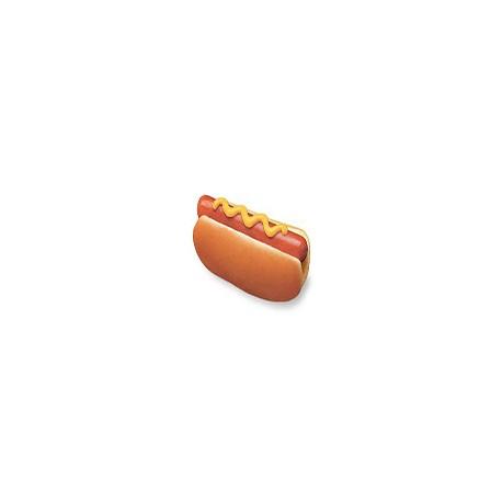 Hot Dog w/sauces