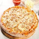 Pizza Tuna & Onion