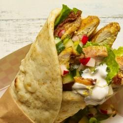 Chicken Shaorma