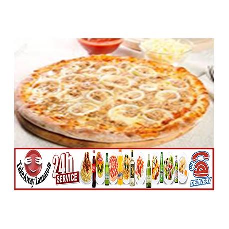Pizza Tuna & Onion XXL