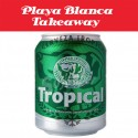 Tropical Cerveza Lata 33cl