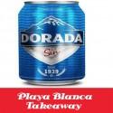 Dorada Free Alcohol Beer 33cl Can