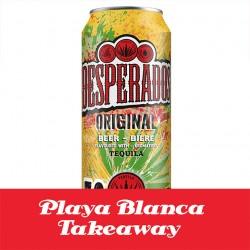 Desperados Cerveza con Tequila
