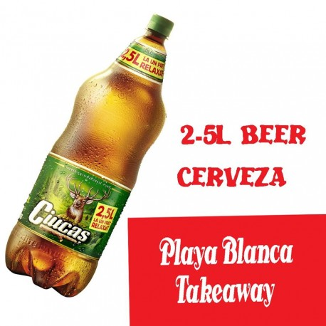 Ciucas 2.5l Cervzeza Rumana