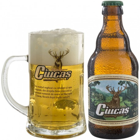Ciucas 33cl Bottle Romanian Beer