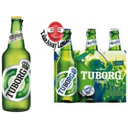 Tuborg 33cl Beer Bottle
