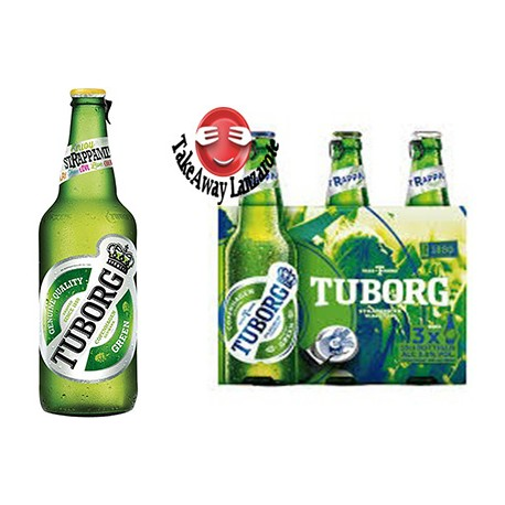 Tuborg 33cl Beer Bottle