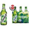 Tuborg 33cl Cerveza Botella