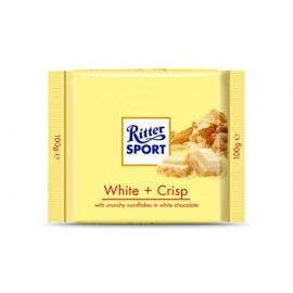 Ritter Sport White Crisp 100g