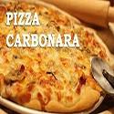 Pizza Carbonara Big
