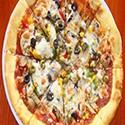 Pizza Caprichosa Pequena