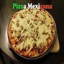 Pizza Mejicana Pequena
