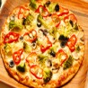 Pizza Vegetariana Pequena
