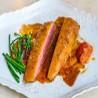 Roasted Chicken Legs in Orange Sauce 100gr
