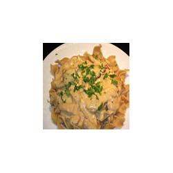 Chicken with Strogonoff 100gr