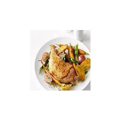 Pollo con Verdura 100gr