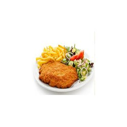 Breaded Chicken Breast 100gr