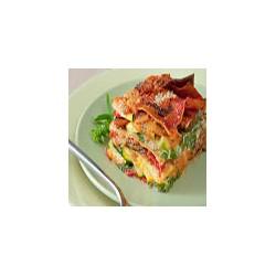 Lasagna with Vegetables 100gr