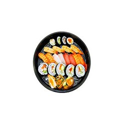 Mix Sushi 18 Pieces