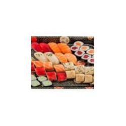 Bandeja Sushi 36 Piezas