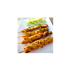 Sate Grilled Chicken