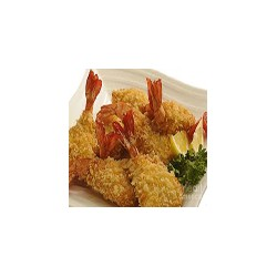 Battered Prawns 8p
