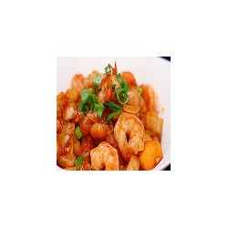Prawns with Sweet & Sour Sauce
