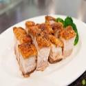 Cerdo Asado con Salsa Cantonesa
