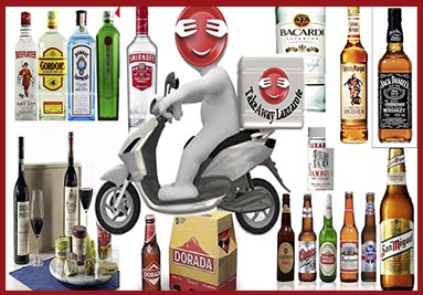 Drinks Delivery Arrecife 24 hours - Alcohol Delivery Dial a Drink Arrecife
