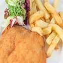 Milanesas/Breaded Meat - Spanish Restaurants Playa Blanca