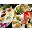 Ensaladas y Entrantes - Carta Chino - Thai