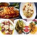 Pasta & Rice - Spanish Menu