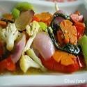 Omletes & Verduras - Restaurante Chino Wok Playa Blanca