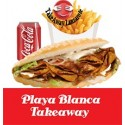 Playa Blanca Takeaway Kebab Restaurant & Pizzas XXL Free Delivery Playa Blanca