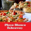 Playa Blanca Takeaway Restaurant Italian Tapas & Pizzeria Takeaway Lanzarote