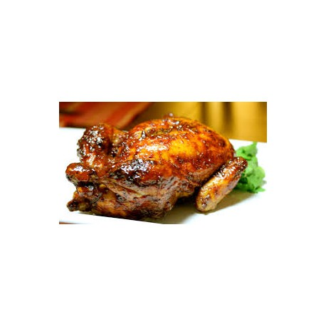 Whole Roast Chicken with Potatoes